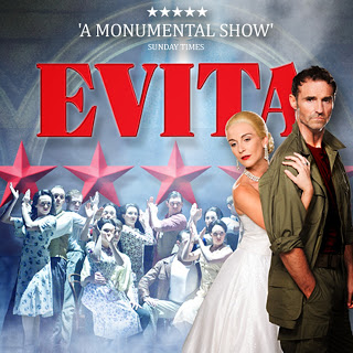 evita theatre breaks in edinburgh