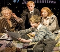 charlie bucket child actor in London's west end
