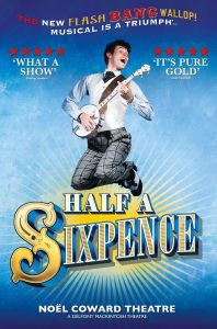 half a sixpence theatre breaks