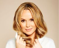 amanda holden in cinderella at the london palladium