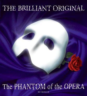 Phantom of the opera and Hotel