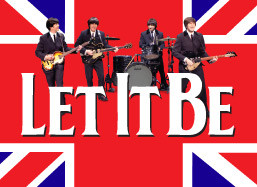 Let it be at the Prince Edward Theatre in London