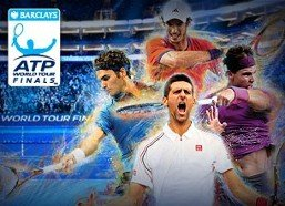 ATP Tennis Finals at the O2