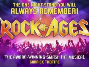 Rock of Ages in London