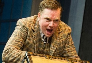 One Man Two Guvnors theatre breaks london in 2013 starring Rufus Hound