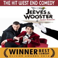jeeves and wooster Theatre Breaks