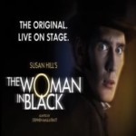 woman in black theatre breaks