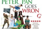 book tickets to see peter pan that goes wrong