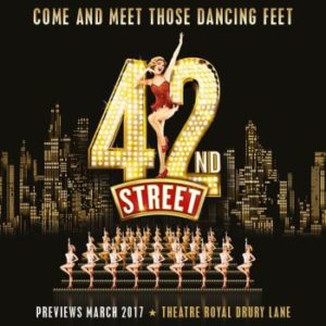 42nd street theatre breaks in london