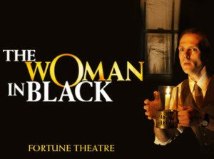 Woman in Black at the Fortune Theatre