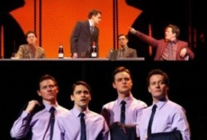 Jersey Boys at the Prince Edward Theatre, London