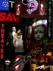 Top Ten London Theatre Breaks