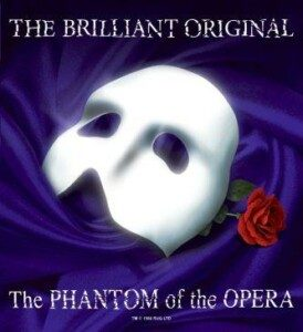 Phantom of the Opera at Her Majestys Theatre London