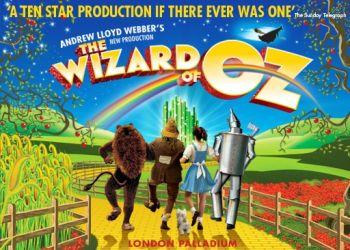 The Wizard of Oz at the London Palladium