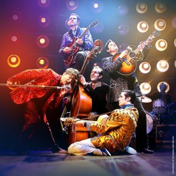 million dollar quartet theatre breaks in london