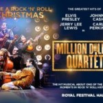 million dollar quartet in london