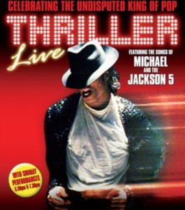 Thriller Live - Theatre Breaks at the Lyric Theatre, London