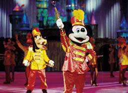 Disney on Ice packages with hotel in London