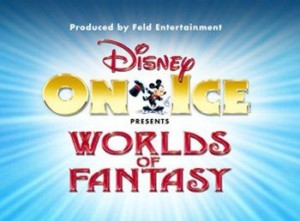 Disney on Ice Worlds of Fantasy Poster Image