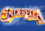 Cinderella Logo for 2011 / 2012 Christmas pantomime at the Hackney Empire London
