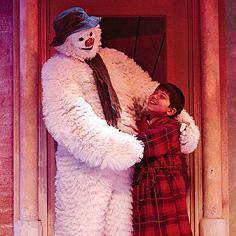 The Snowman at the Peacock Theatre - Winter 2011 - 2012