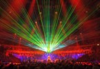 Lasers at Classical Spectacular at the Royal Albert Hall