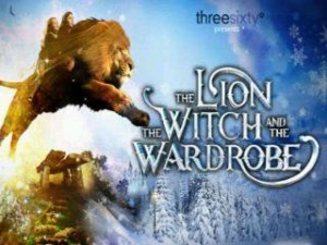 The Lion, The Witch and the Wardrobe in Kensington Gardens Theatre Break packages in London