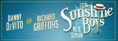 Theatre Breaks for The Sunshine Boys starring Danny Devito