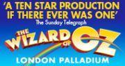 Wizard of Oz in London for Theatre Breaks