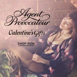 Valentine Ideas from Agent Provocateur and Theatre Breaks