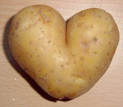 Love, kids and potatoes in London