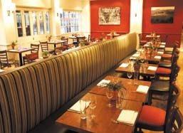 Thistle Westminster Hotel Restaurant