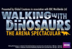Walking with Dinosaurs at the 02 hotel packages with London Theatre Breaks