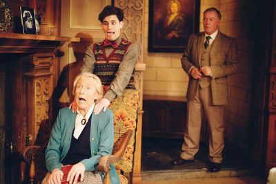the mousetrap theatre breaks in london