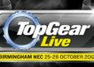 Top Gear Live packages and breaks at the Birmingham NEC 2012