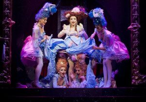 The Hurly Burly Show bring Burlesque to London' West End