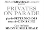 Priovates on parade theatre Breaks