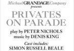 Priovates on parade theatre Breaks