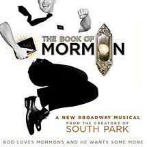 the book of mormon theatre breaks in London