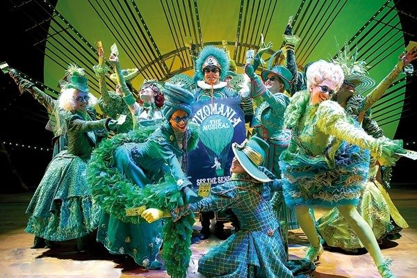 Wicked in London Theatre breaks