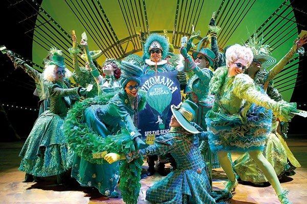Wicked in London Theatre breaks