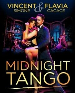 midnight tango theatre breaks hotel and ticket packages in london