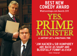 yes prime minister London theatre breaks
