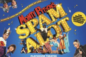 spamalot theatre breaks