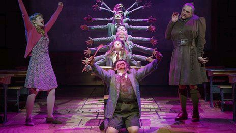 Matilda theatre breaks