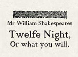 twelfth night theatre breaks
