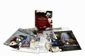 Win the Les Miserables book telling the story - from stage to screen