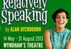 relatively speaking theatre breaks