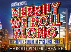 merrily we roll along theatre breaks in London