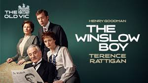 The Winslow Boy Theatre Breaks at the Old Vic in London